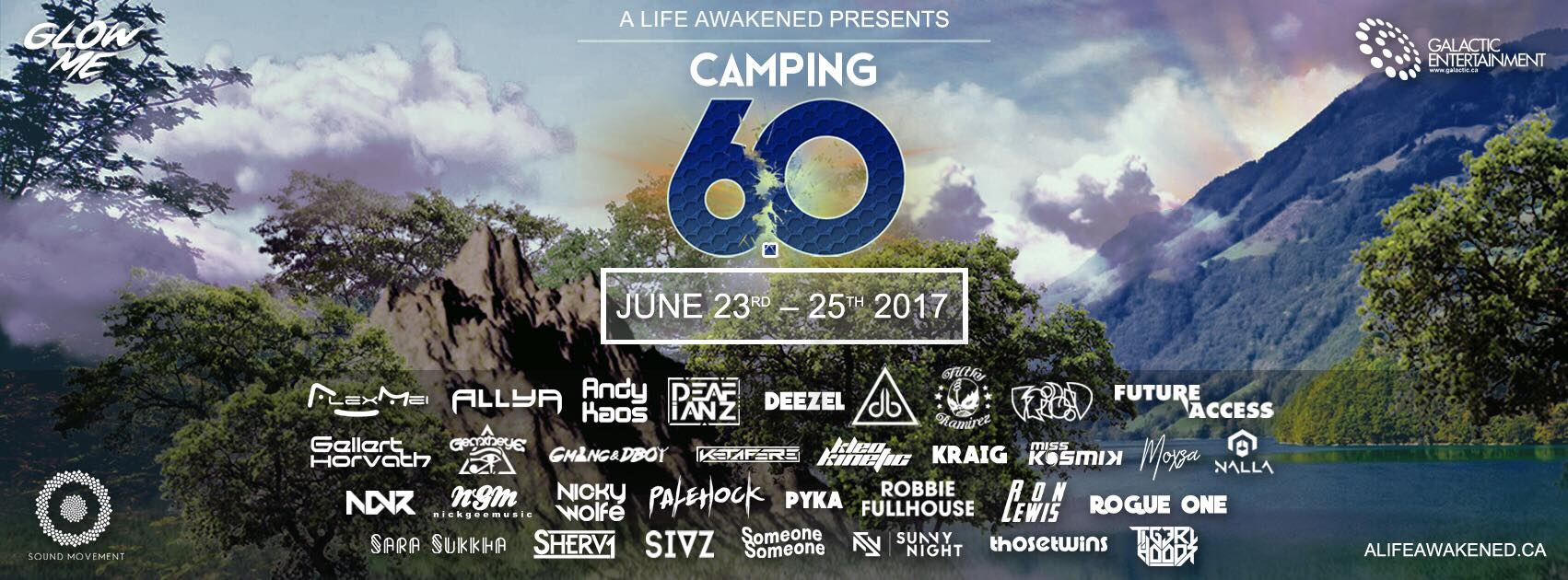 Camping 6.0 by A life Awakened