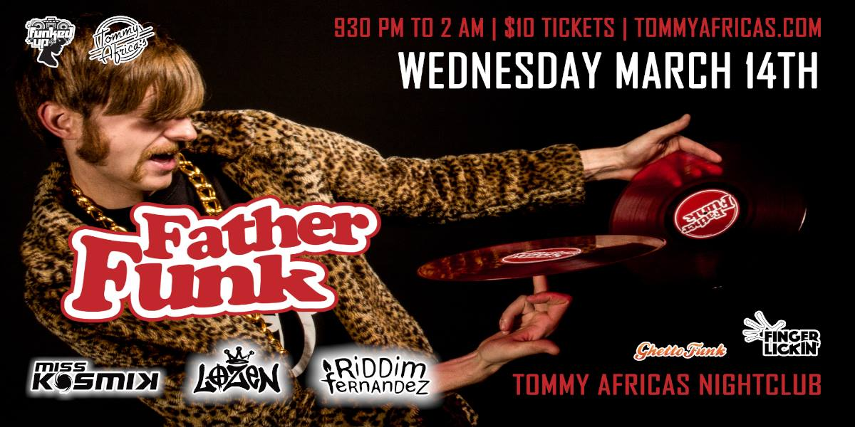 Father Funk Whistler Miss KosmiK