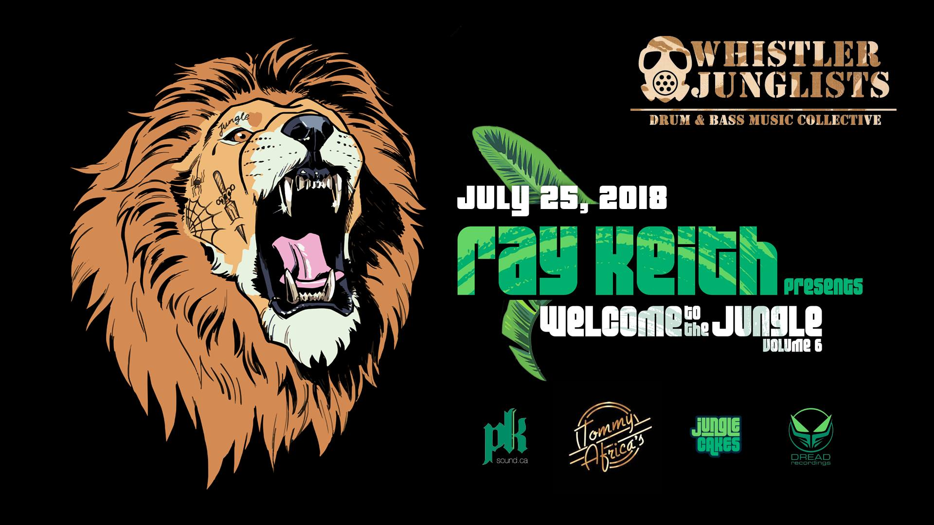 Ray Keith in Whistler July 25