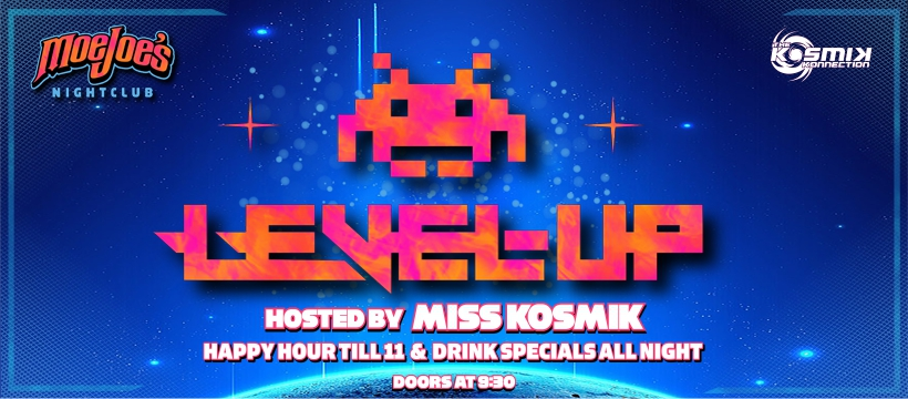 Level Up House and Techno Night in Whistler